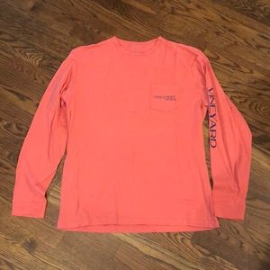 Vineyard vines long sleeve T-shirt sz m